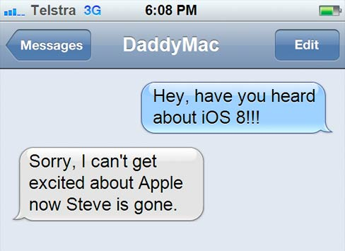 How Apple's iOS 8 will change your life